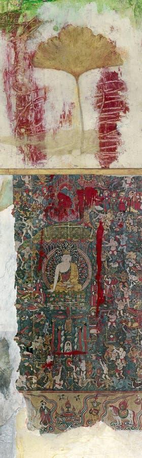 buddha medycyna ilustracja wektor