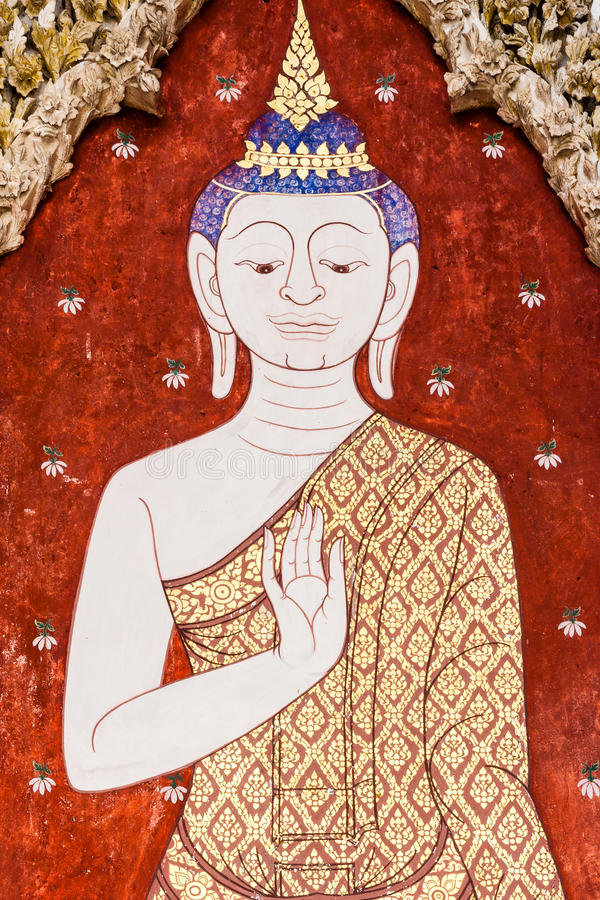 Buddha obrazy obraz royalty free
