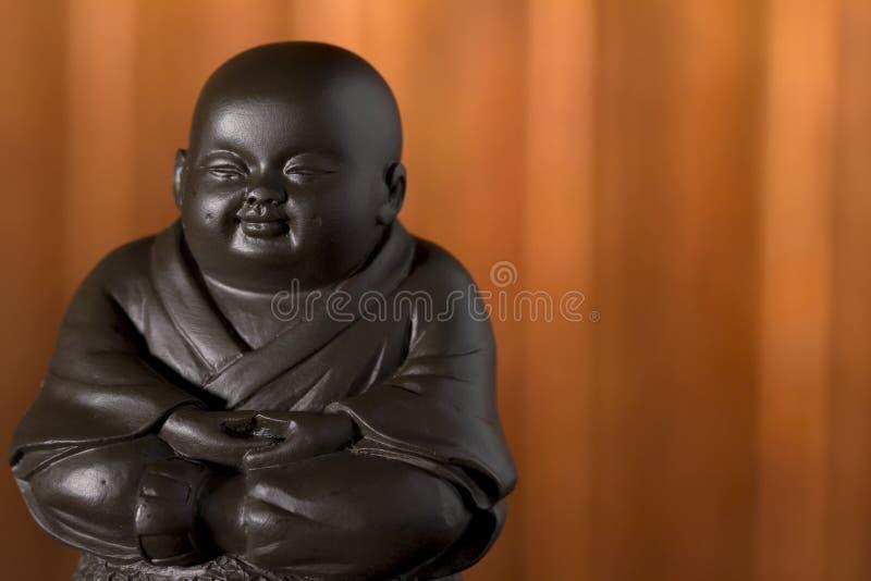 Buddha pequeno foto de stock