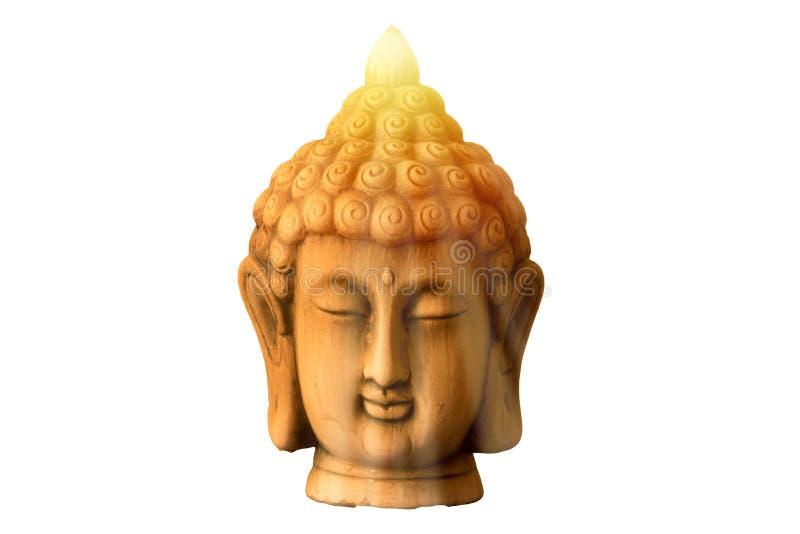 Buddha pod słońcem zdjęcie stock