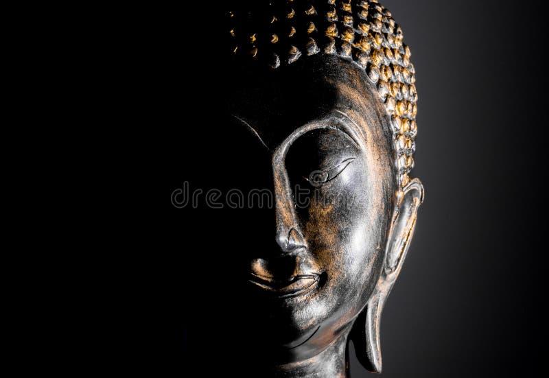 Download Buddha Portrait Isolated. Stock Photo - Image: 83706189