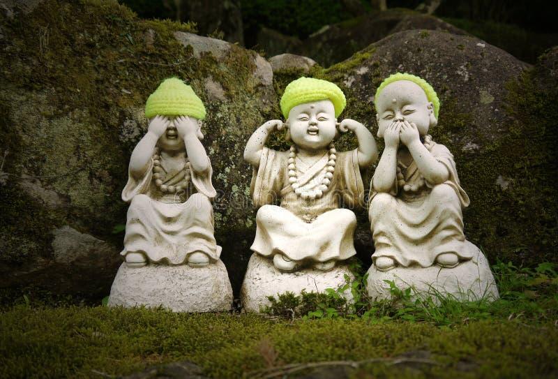 Buddha posążka zapasu wizerunek obraz royalty free