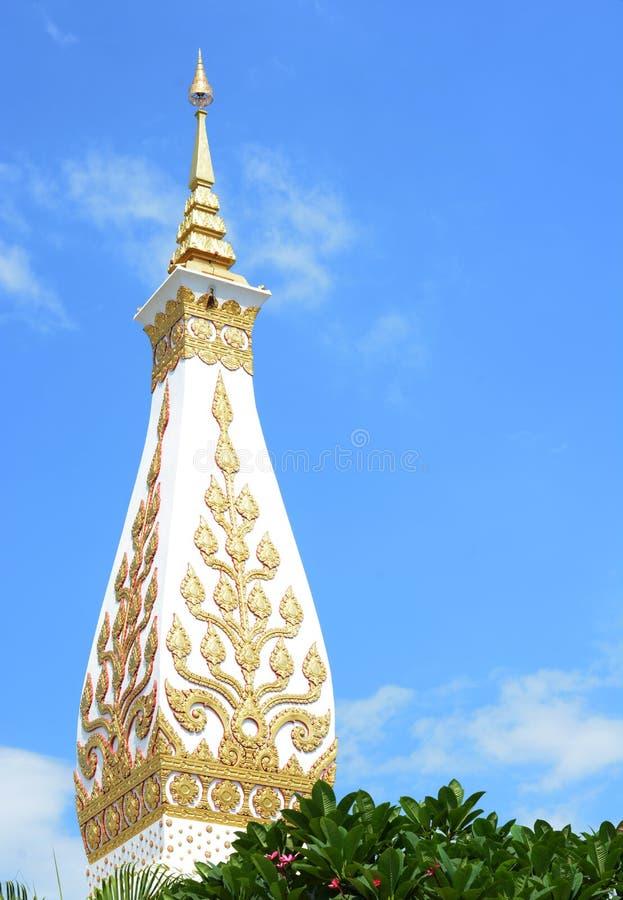 BUDDHA RELIKER INNEHÅLLER INOM royaltyfri foto