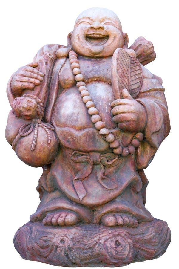 Buddha rzeźba zdjęcie royalty free