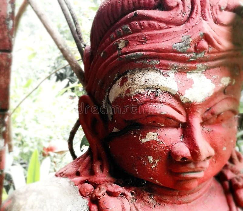 Buddha& x27; s泪花 库存图片