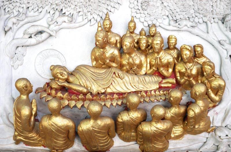 Buddha's Birthday stock photography
