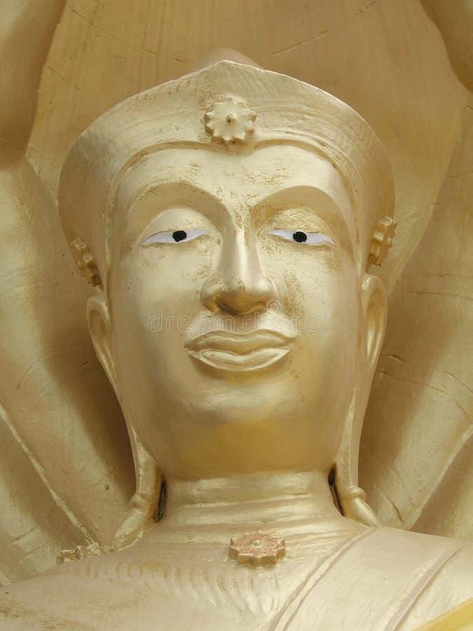 Buddha S Eyes Stock Photos