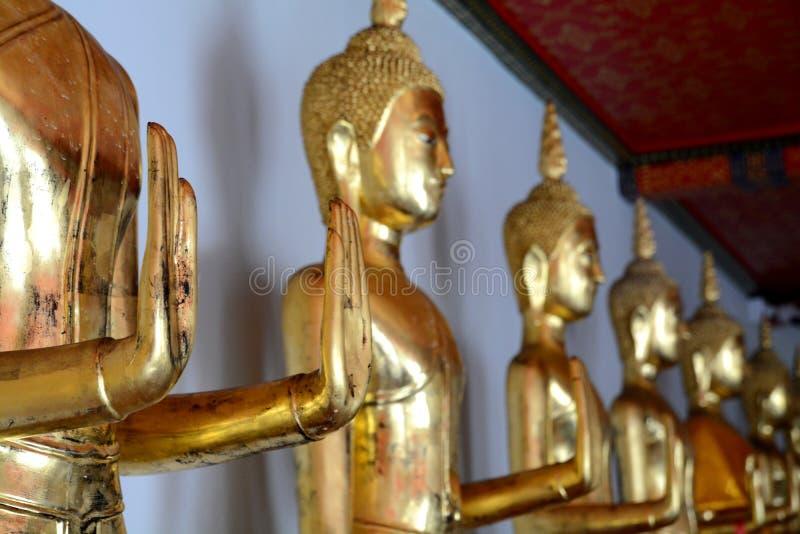 Buddha-` s Statue lizenzfreies stockfoto
