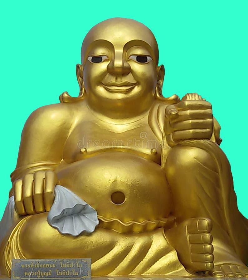 Buddha-'s-Verbreitung lizenzfreie stockbilder