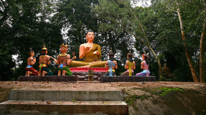 Download Buddha And Sacred God Statues Stock Photo - Image of ornament, perfection: 32403632
