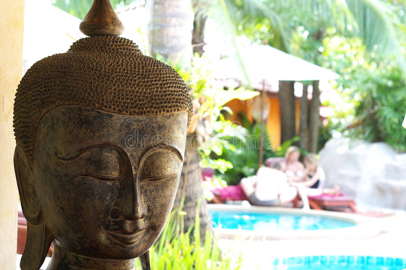 Download Buddha Sculpture stock photo. Image of object, idol, peaceful - 5866094