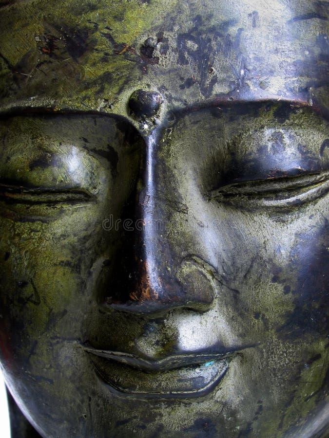 Buddha sereno immagine stock libera da diritti
