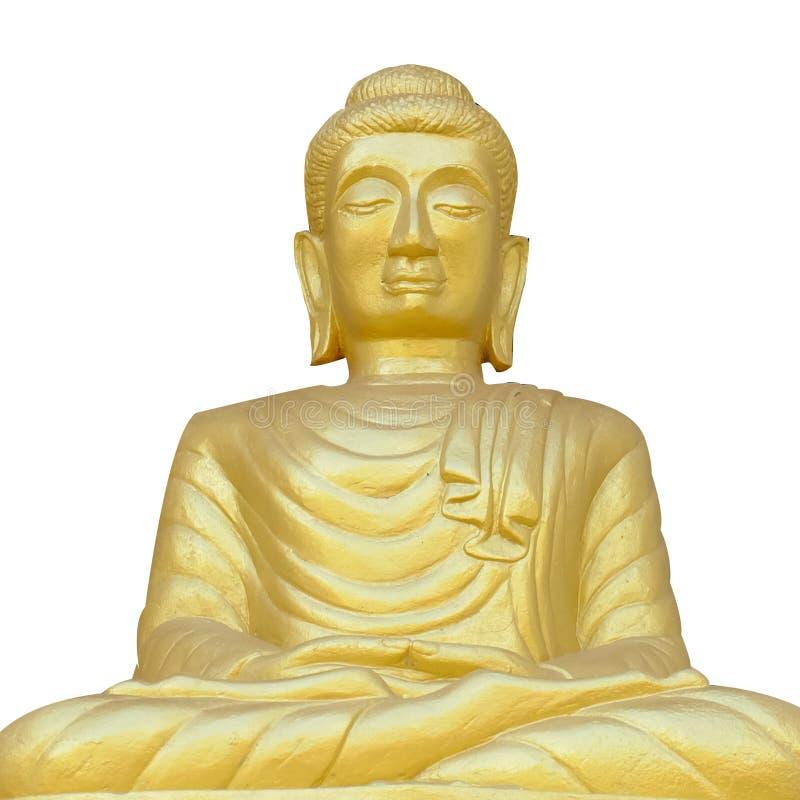 Buddha in siamesischem lizenzfreie stockfotos