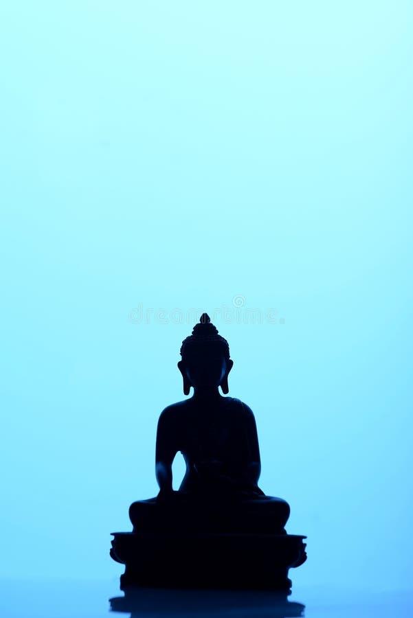 Download Buddha Silhouette Stock Photo - Image: 43010456