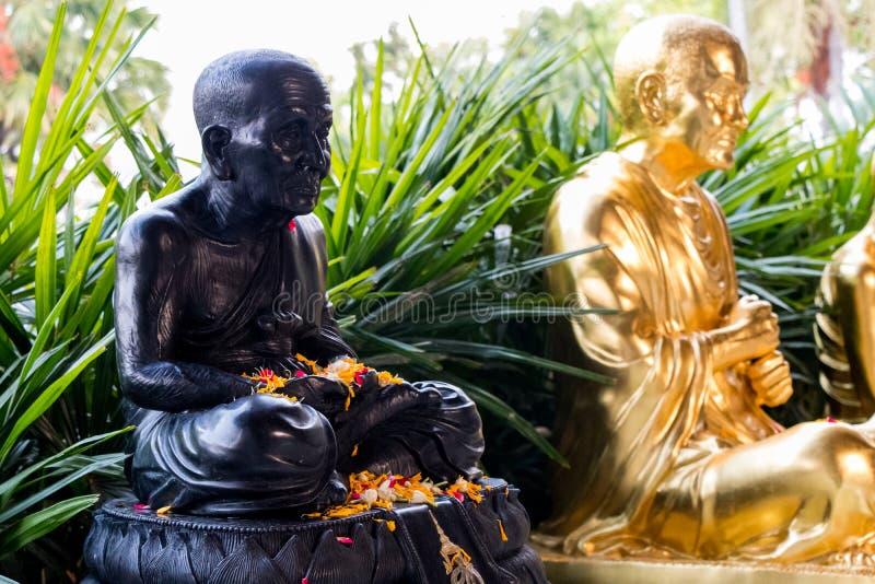 Buddha statua dla cze?? zdjęcia royalty free