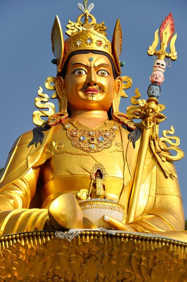Buddha-Statue lizenzfreies stockfoto
