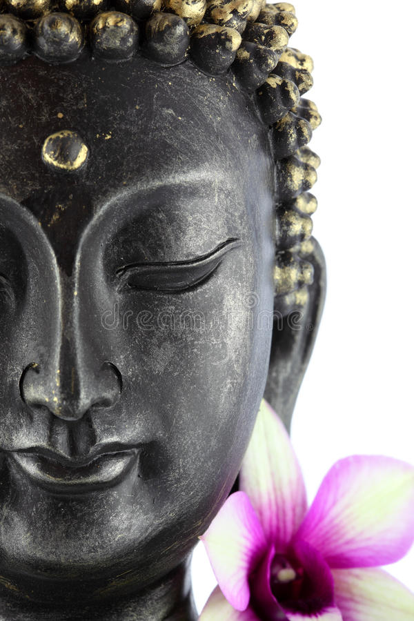 Download Buddha statue stock image. Image of background, serenity - 9495383