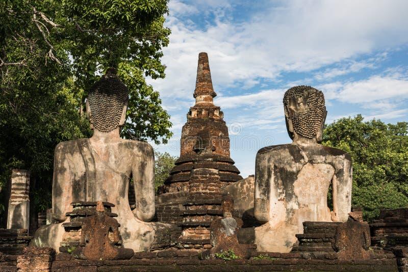Download Buddha-Statue In Historischem Park KamphaengPhet Stockfoto - Bild von buddha, statue: 96932480