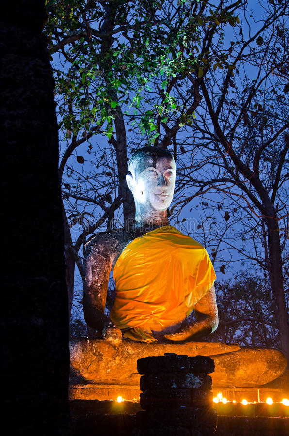 Download Buddha Statue In Sukhothai Historical Park Stock Image - Image: 26800859