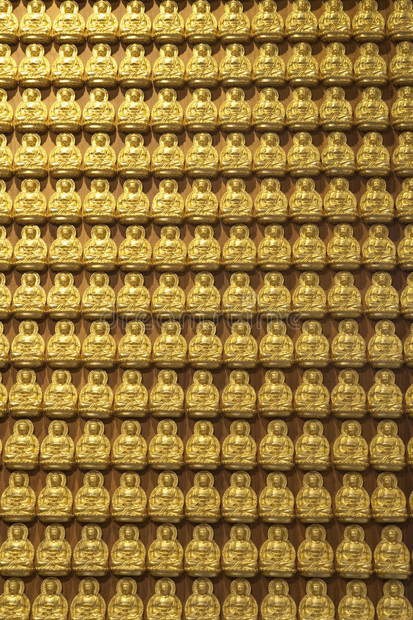 Download Buddha statue on the wall stock image. Image of buddhism - 17033437