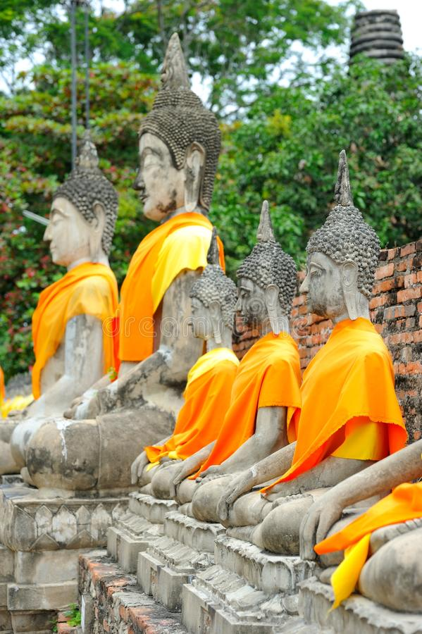 Download Buddha statues stock image. Image of lime, historic, buddhist - 20936399
