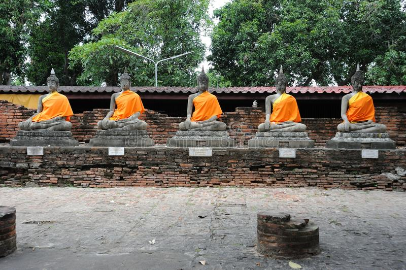Download Buddha statues stock image. Image of culture, meditation - 20936575