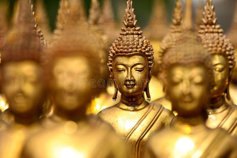 buddha status obraz stock