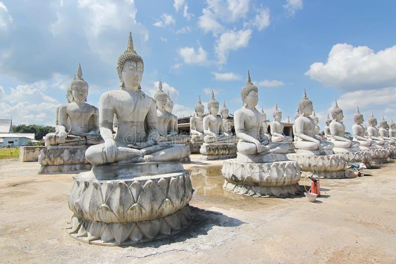 Buddha statuy park w Nakhon Si Thammarat, Tajlandia zdjęcie royalty free