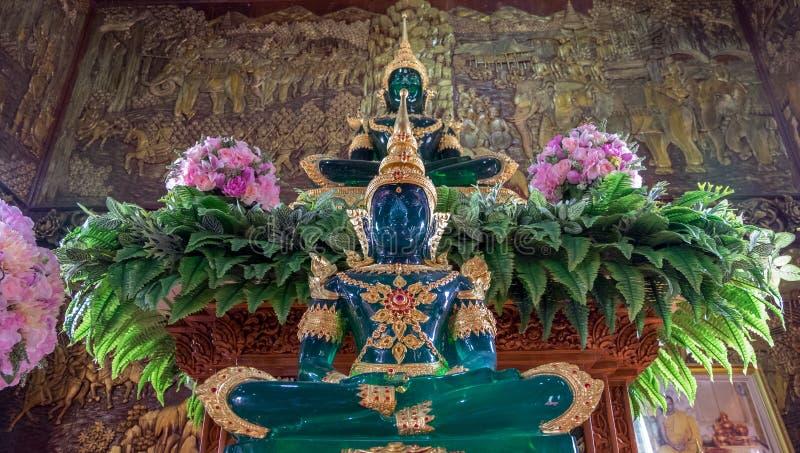 Buddha statuy w Tajlandia zdjęcie royalty free