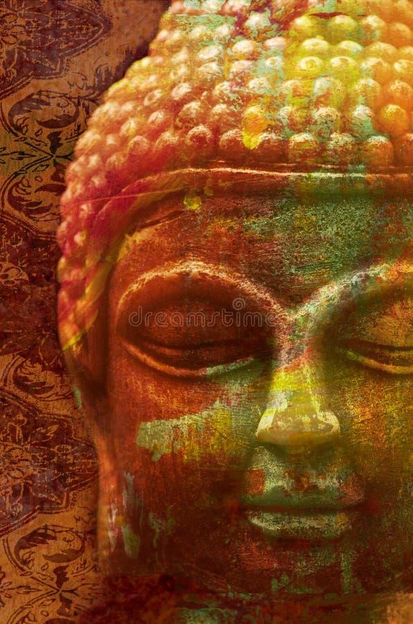 Buddha Staue Royalty Free Stock Photography