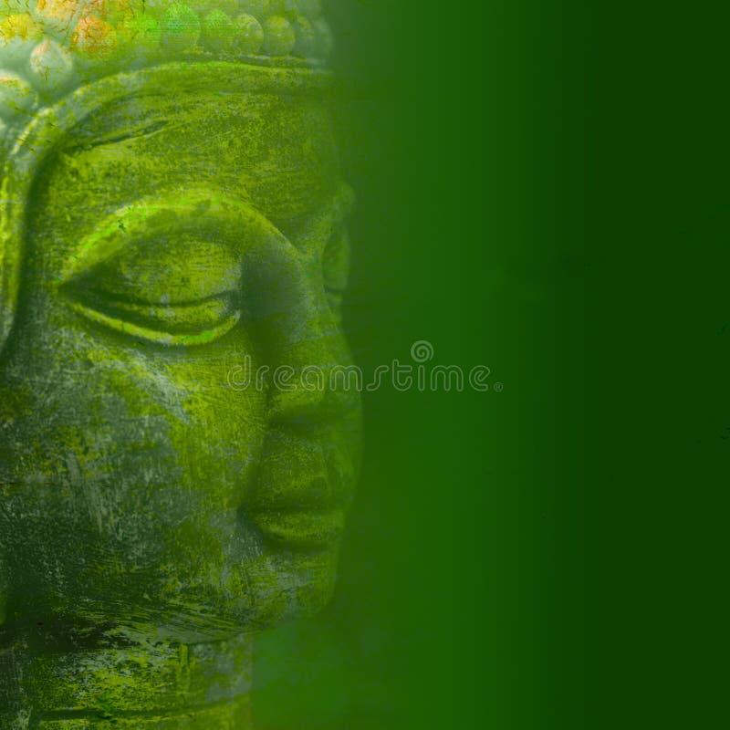 Buddha Staue ilustração stock