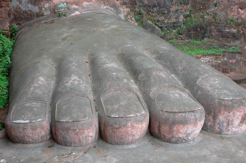 buddha stopa zdjęcia stock
