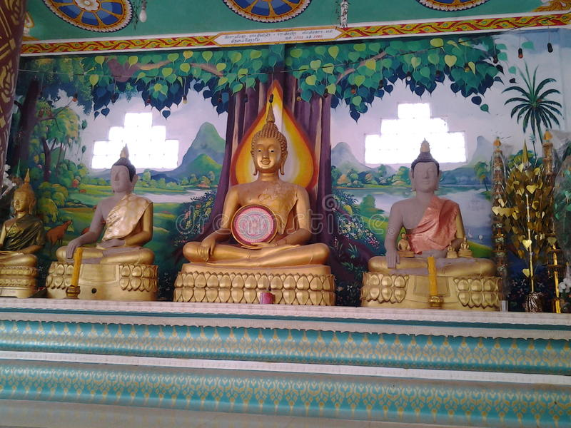 Buddha Stupa stockfotos