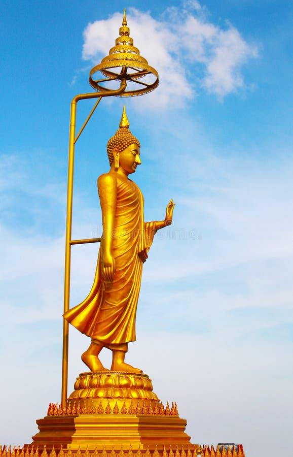 Buddha in Tailandia. fotografia stock libera da diritti