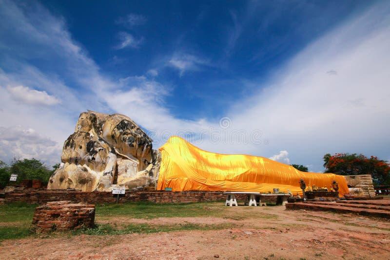 Buddha in Tailandia fotografie stock libere da diritti