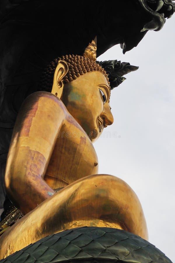 Buddha in Tailandia immagini stock