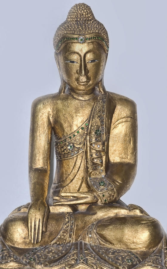 Download Buddha Thailand stock image. Image of paint, graceful - 13887481