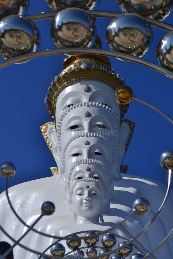 Buddha in Thailand stockfoto