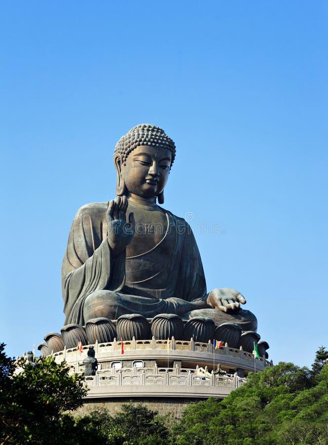 buddha tian dębny obrazy stock