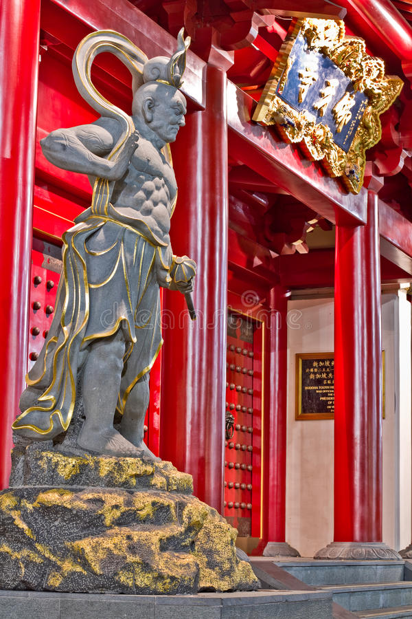 Download Buddha Tooth Relic Temple stock photo. Image of temple - 15349824