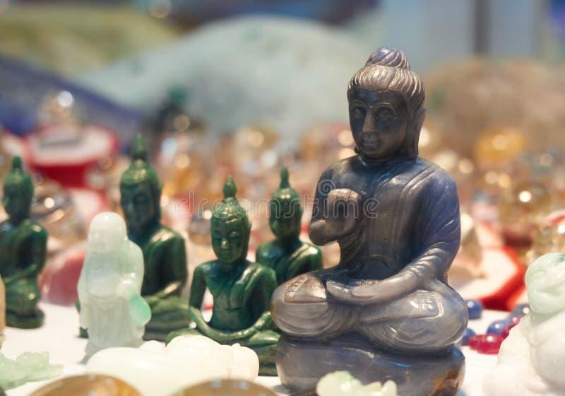 Buddha wizerunek robić kamień zdjęcia stock