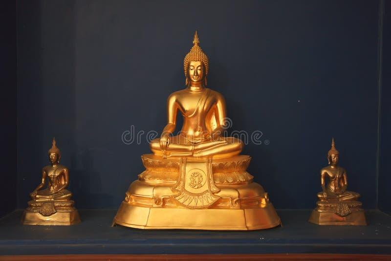 buddha wizerunek Thailand zdjęcia royalty free
