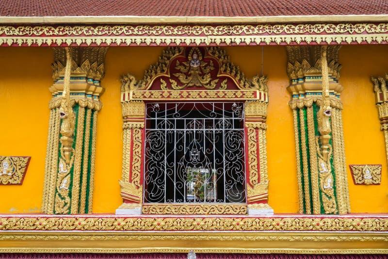Buddha wizerunek w Tajlandia zdjęcie stock