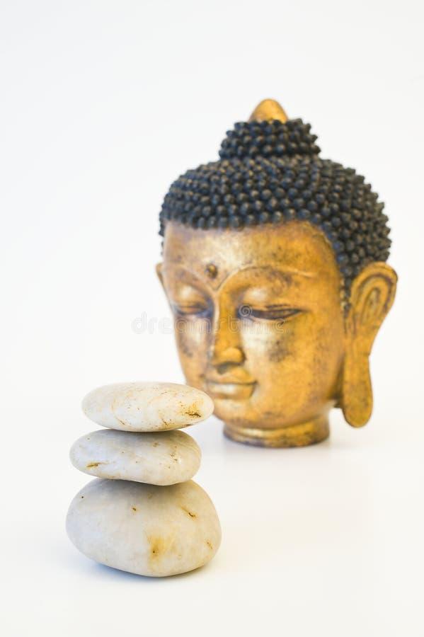 buddha złoto zdjęcie royalty free