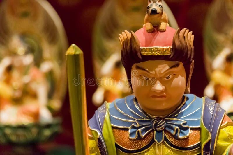 Buddha-Zahn-Relikt-Tempel stockbilder