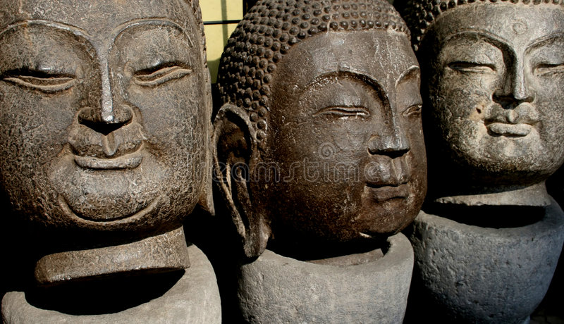 Buddha zen royalty free stock photos