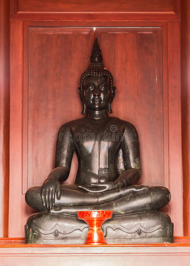 Buddha zrobił chabet zdjęcia stock
