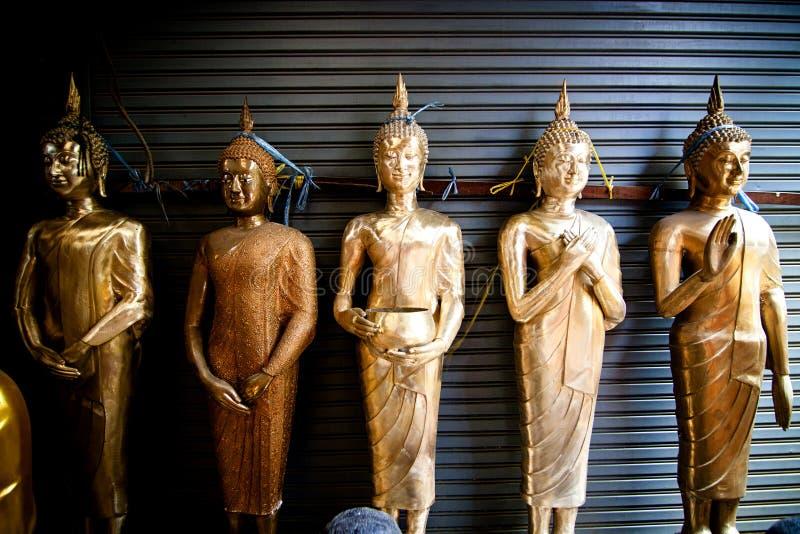 Buddhafabrik arkivbilder