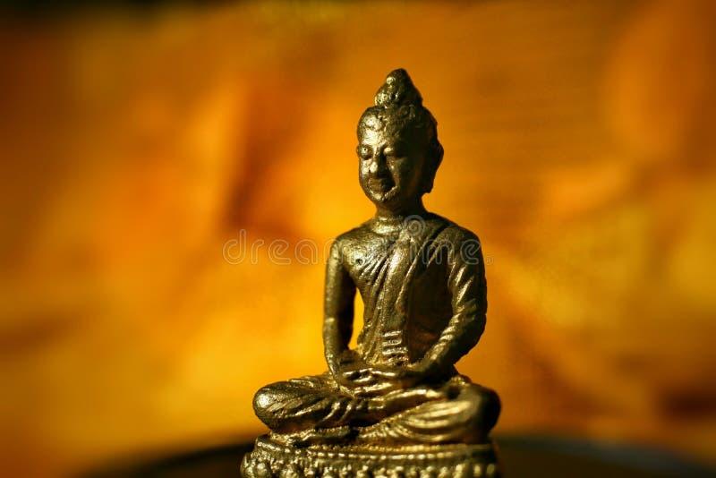 Buddhagudlag arkivfoton