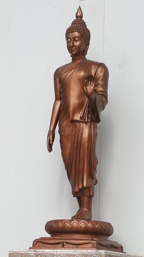 Buddharupa royaltyfria foton